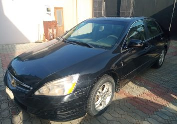 NIgerian used Honda Accord 2006 4