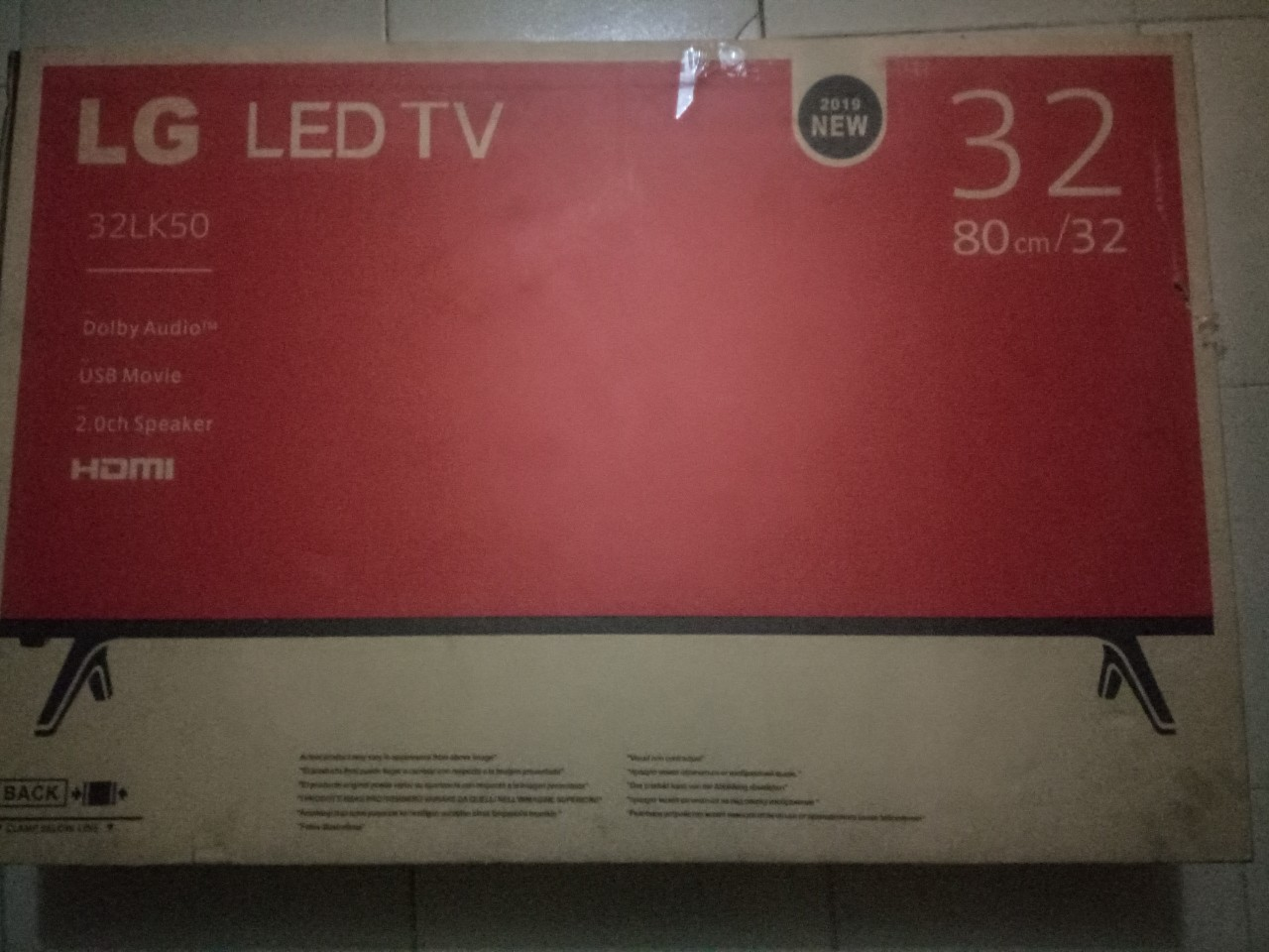 LG LED (Plasma) 32Inch TV For Sale - NairaOutlet Classified Ads