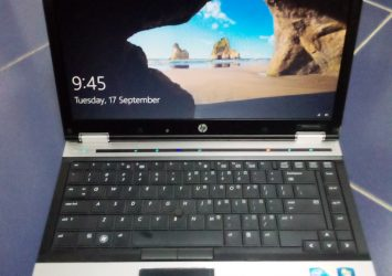 HP Laptop 19