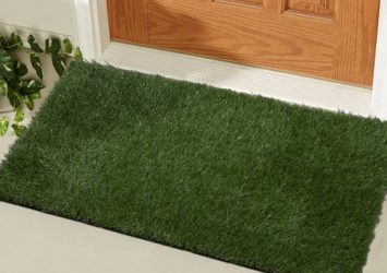 Tamera Artificial Solid Grass Design Turf 11
