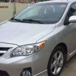 Clean Tokumbor Toyota Corolla 2013 Model 2