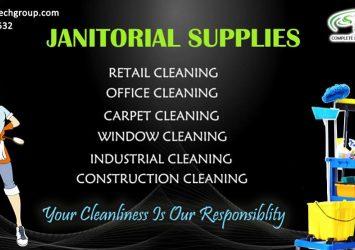Commercial Cleaning Services In Brampton | Toronto | Woodbridge | Etobicoke || Shine Tech Group Ltd. 2