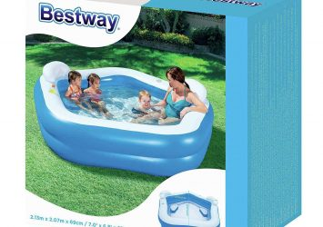 FAMILY FUN POOL - Bestway 6