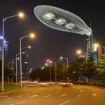 LED street lighting fixtures ( security led lighting ) 3