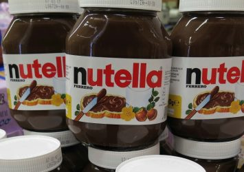 Nutella Chocolate, Coffee and Confectionery 7