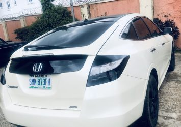 Neatly Used Honda Crosstour 3
