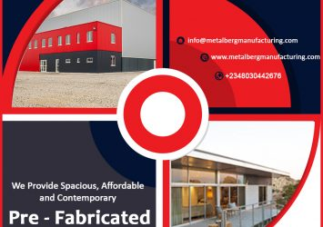 Prefab Techniques to reduce the construction time in Nigeria 3