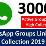 3000+ Whatsapp Groups For Free Marketing 1