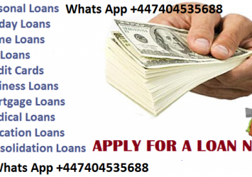 URGENT LOAN ARE YOU IN NEED CONTACT US NOW 14