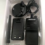 BY-LR372 TOT Function Professional Fm Radio TRA Certified Walkie Talkie 1
