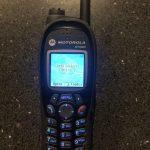 Motorola MTH800 Tetra Walkie Talkie Radio 4