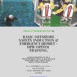 BASIC OFFSHORE SAFETY INDUCTION & EMERGENCY TRAINING (BOSIET) 3
