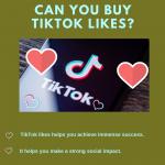 Buy TikTok Likes To Get Instant Promotion on TikTok 1