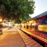 How many Journeys available on Deccan Odyssey train? 2