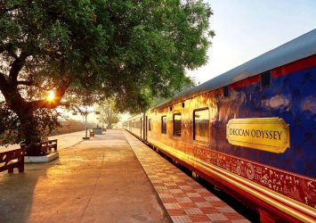 How many Journeys available on Deccan Odyssey train? 12