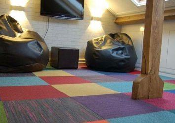 European Standard Woolen Carpet Tile 23