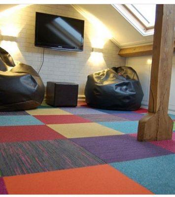 European Standard Woolen Carpet Tile 7