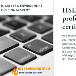 HSE Professional Certification 2