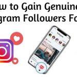 How to Gain Genuine Instagram Followers Fast? 1