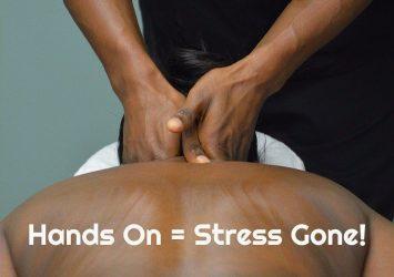 Deep Tissue/Swedish massage for 4k 6
