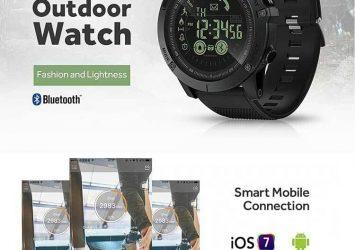 Spovan men's smart watch 2
