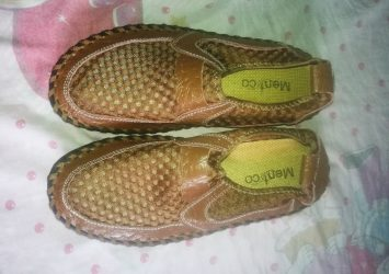 Shoes - Slip On Loafers Leather 1