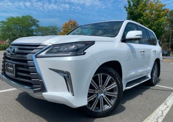 Fairly Used 2017 Lexus Lx 570 For Sale 2