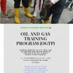 OIL & GAS TRAINING PROGRAM (OGTP) 1