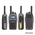 Walkie Talkie With SIM CARD 4G/LTE Poc Radio Work With REAL PTT /PTT4U Network Walkie Talkie 4