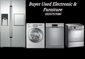 Used furniture Buyers & Electronics call 055 9757080 16
