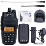 TYT TH-UV8000D Transmitter Dual Band 2-Way Radio Ham Walkie Talkie 2