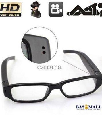 Spy Video Camera Cooperate Eyeglasses - Plain 5