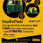 Online Radio Taxi In Kano. 2