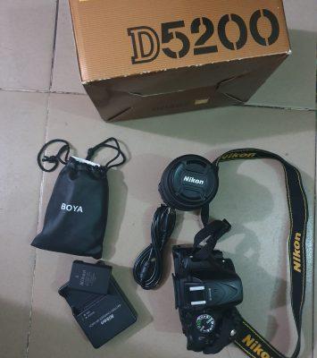 Nikon D5200 Digital Camera 1