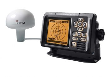 Icom IC-MA500TR Fixed Mount AIS Class B Transponder C/W GPS 15