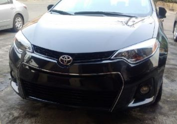 2014/015 Toyota Corolla Sport 23