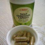 Tasly Cordyceps Capsule 5