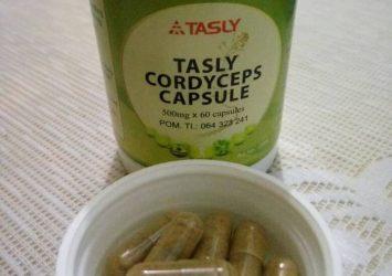 Tasly Cordyceps Capsule 4