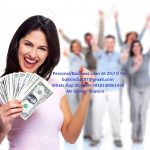 FAST AND EASY PERSONAL LOAN WITH 2% LOW INTEREST 5