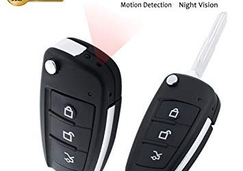 Spy Video Camera Car Key Remote / Holder 23