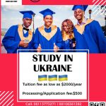 Study In Ukraine - Leben Travels And Tours 1