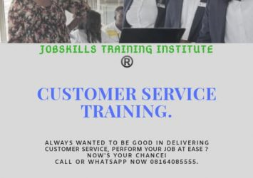 CUSTOMER SERVICE PROFESSIONAL TRAINING (CSPT) 10