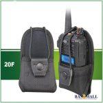 Carrying Nylon Case MSC-20F For Baofeng Yaesu Motorola Walkie Talkie 1