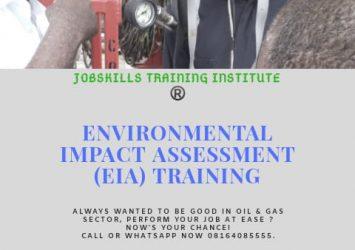 ENVIRONMENTAL IMPACT ASSESSMENT (EIA) TRAINING 7
