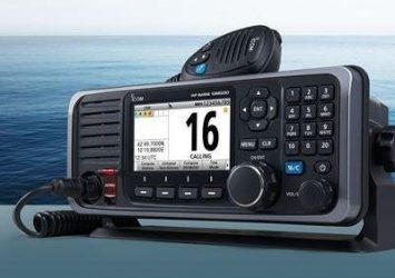 Icom IC-GM600 MED GMDSS DSC VHF Transceiver With Class A DSC 13