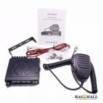 ABBREE AR-925 HF Transceiver Car Mobile Radios, Cb Radio Set 27MHZ 3