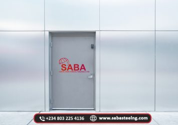 Get best steel doors with multiple design supplier in Nigeria 2
