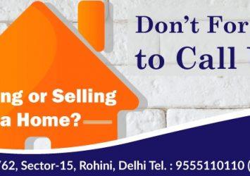 Top 10  Top Property Dealer in Rohini 15