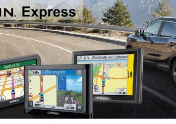 Garmin Express 3