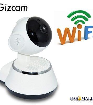 Gizcam HD 720P 1.0MP WiFi Wireless Tilt CCTV Network Security 7